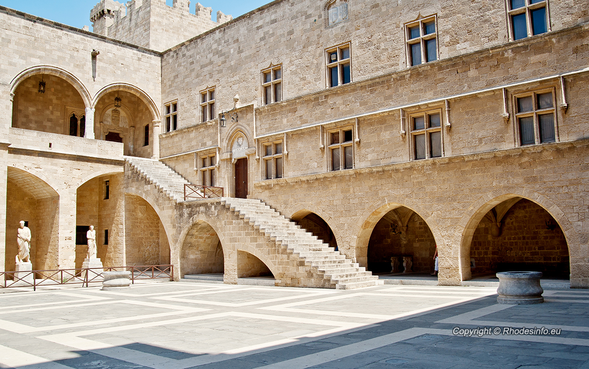Castle of Rhodes (Rodos)