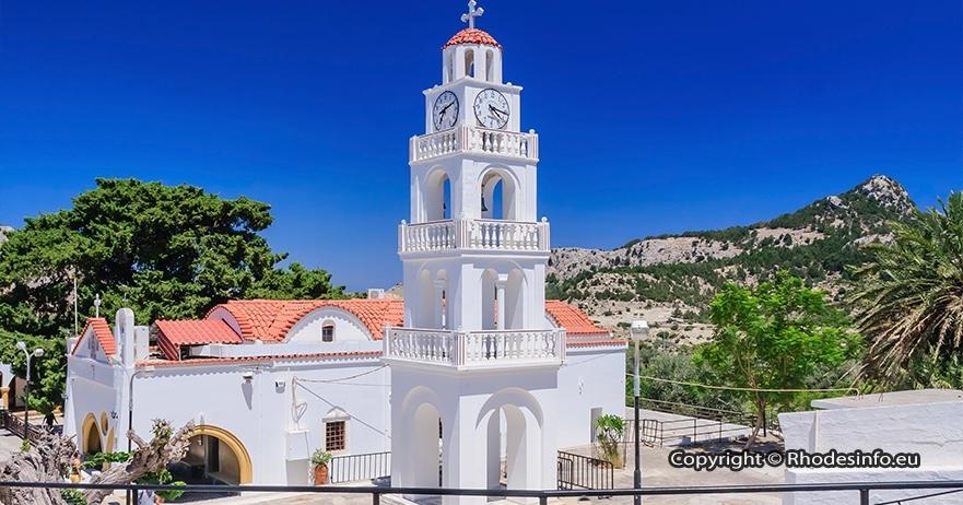 Αρχάγγελος, Χωριό της Ρόδου - Rhodesinfo.gr | Ταξιδιωτικός Οδηγός